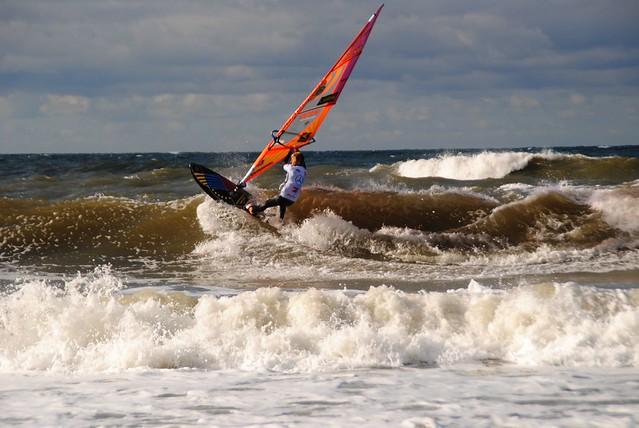 Windsurf World Cup auf Sylt.