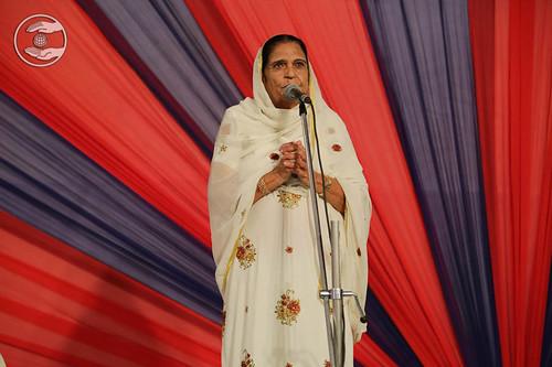 Balbir Kaur, Nilokheri, expresses her views