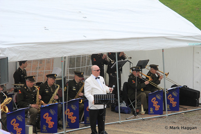 The Big Band at Moira Furnace