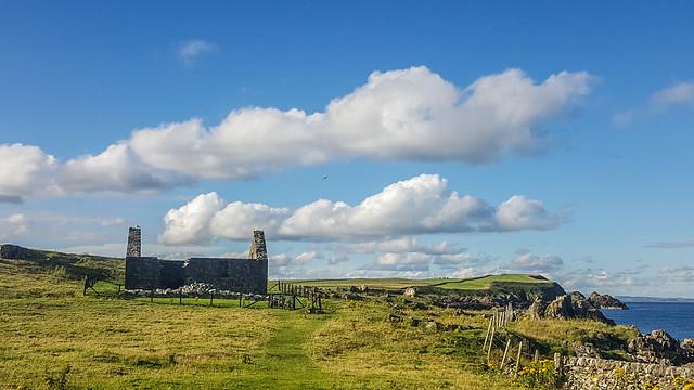 Saint Ninians Chapel Ruin 001