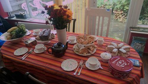 Vegan afternoon tea | by nilexuk