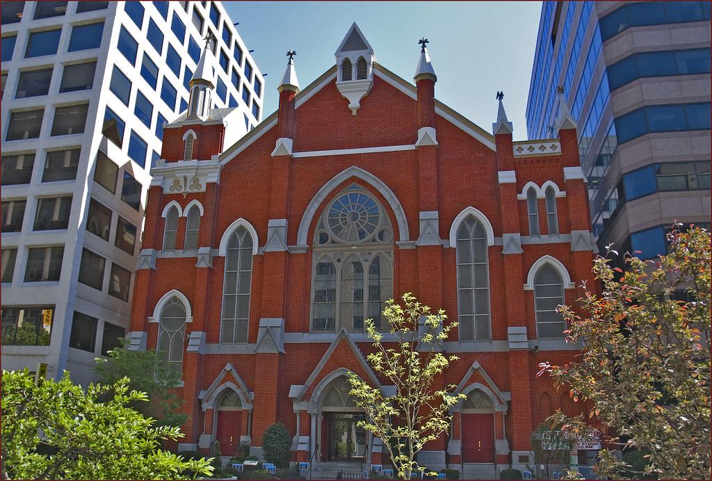 Metropolitan A M E Church 1518 M Street Nw Washington Flickr
