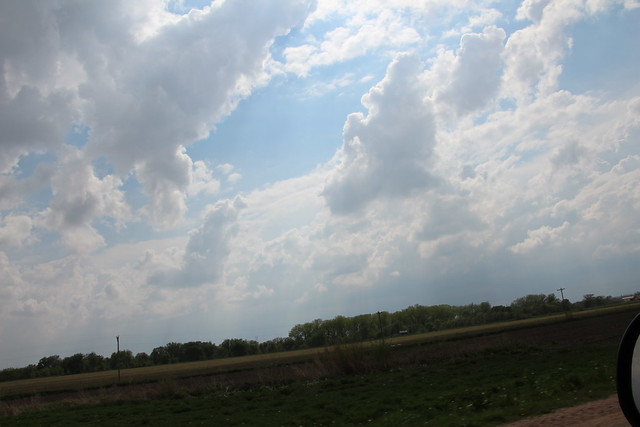 051913 - More Strong Cells moving over South Central Nebraska