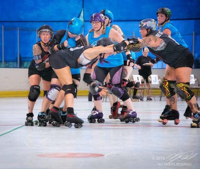 NJ Roller Girls — Roller Derby