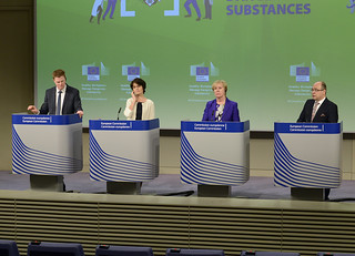 The campaign was launched at a press conference in Brussels on 24 April 2018 at 12.00 pm.