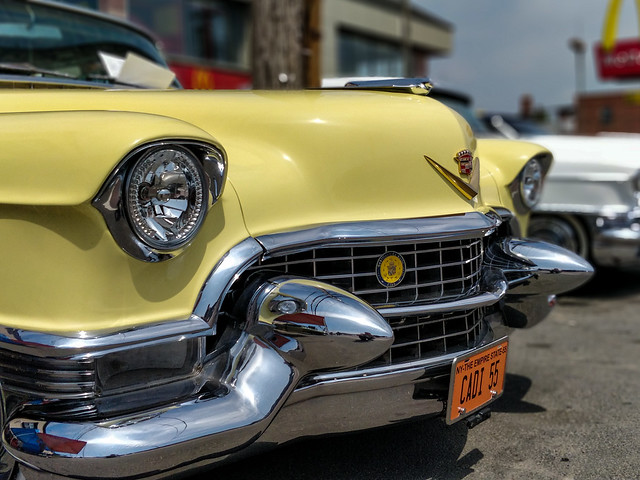 Cadillac. Antique Cars
