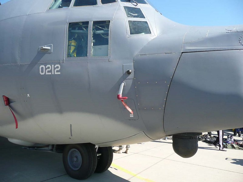 Lockheed MC-130P  3