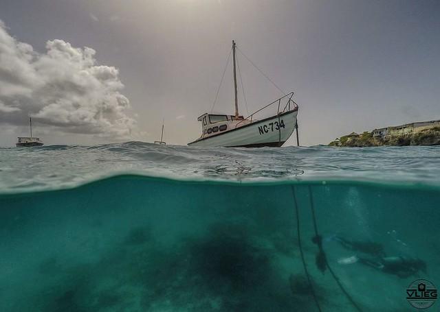 Playa Piskado, Curacao