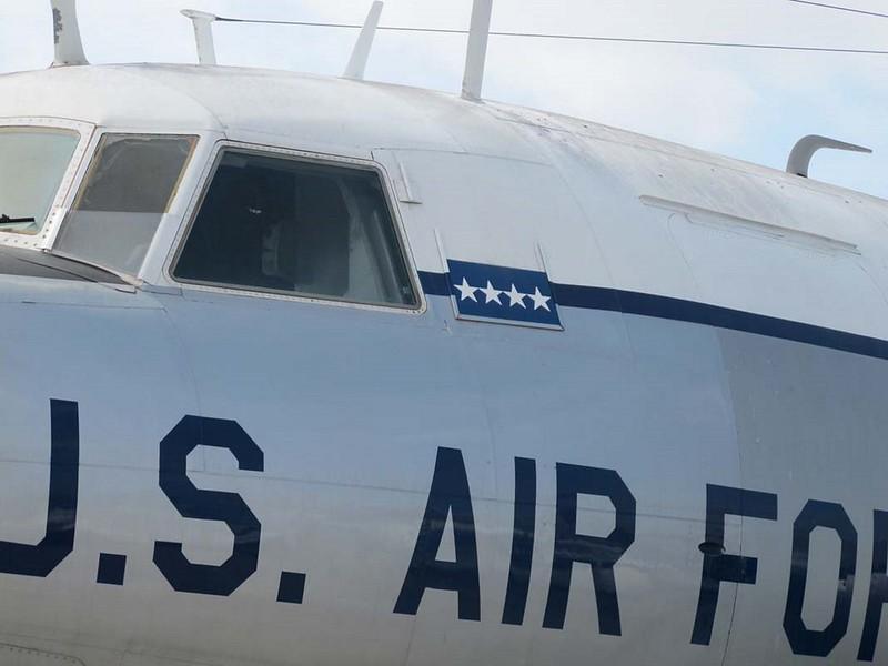 Convair C-131D Samaritan 5