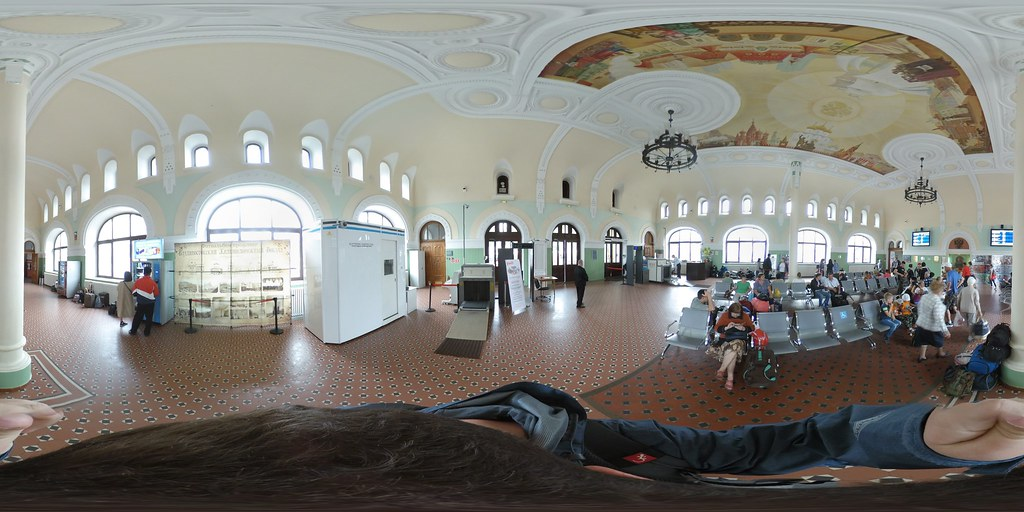 Vladivostok railway station 360x180