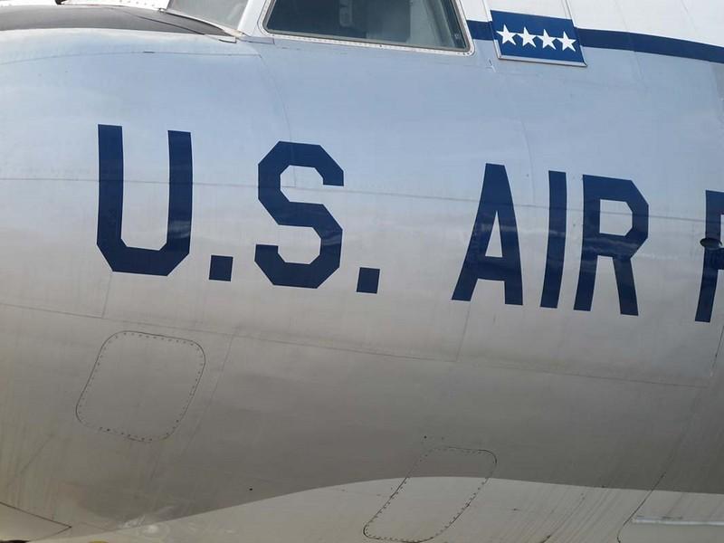 Convair C-131D Samaritan 6
