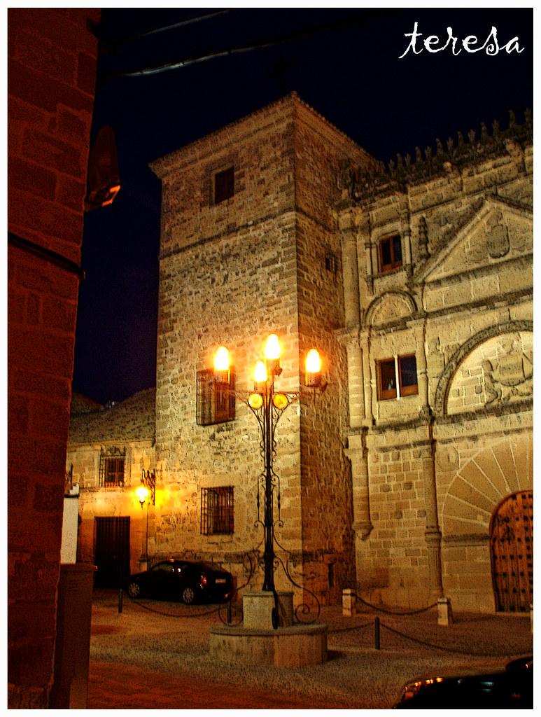Casa De Las Torres úbeda La Casa De Las Torres O Palacio Flickr