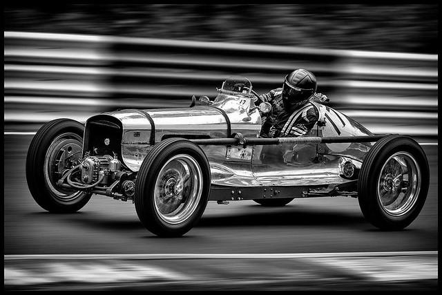 1937 MG BELLEVUE SPECIAL.