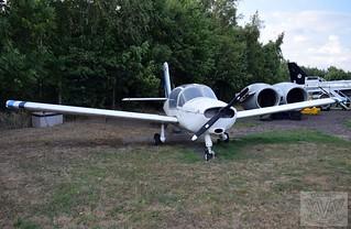 G-BBLM - Morane-Saulnier Rallye 100s   by EastMidlandsAeropark