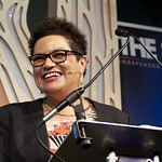 Zaffar Kunial with Jackie Kay   Zaffar Kunial and Jackie Kay discuss what it means to be a British writer of mixed heritage in the 21st century © Helen Jones