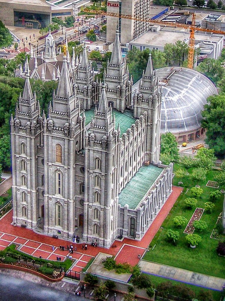 Salt Lake City ~ Utah ~ Salt Lake City Temple ~ Temple Squ…   Flickr