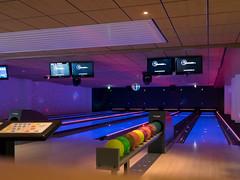 De bowlingbaan