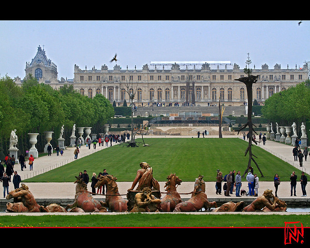 Versailles : Exposition Guiseppe Penone