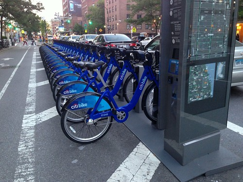 Citi Bike Share | by ccho