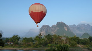 Balloon @ Vang Vieng | by Rob Young