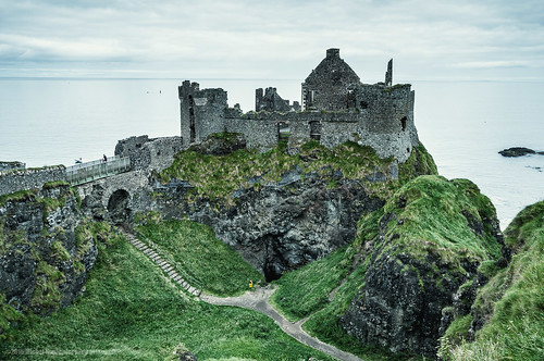 Dunluce Castle | by M1key.me