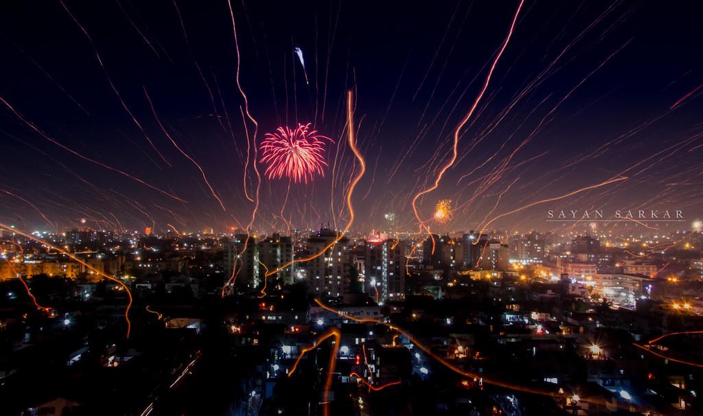 CityLights | @Ahmedabad, Uttarayan 2015 | Sayan Sarkar | Flickr