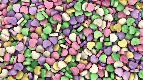 Candy Hearts | by Orange Steeler