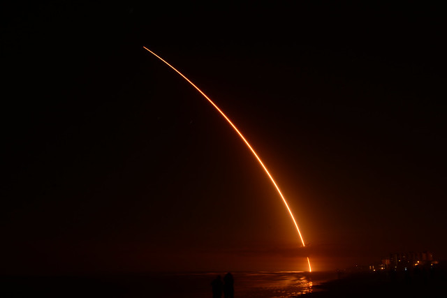 Atlas V Rocket Launch