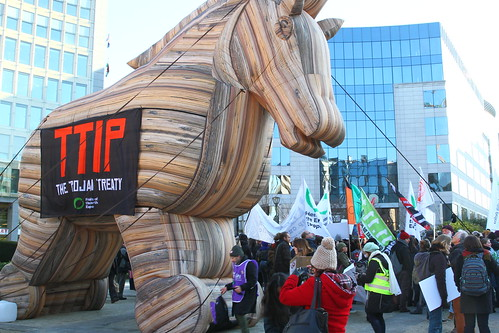 TTIP Trojan Horse | by greensefa