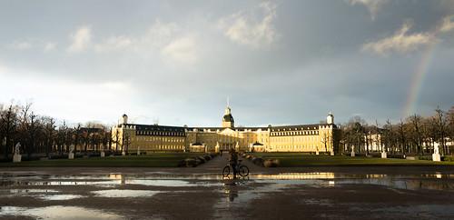 Schloss Karlsruhe   by changhyuncho