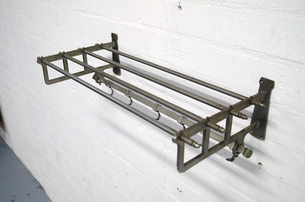 Design Jaren 30.Industriele Metalen Kapstok Loft Design Jaren 30 40 Indust Flickr
