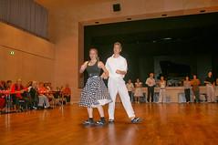 Boogie Woogie Turnier am 20. September 2008 in Kreuzlingen