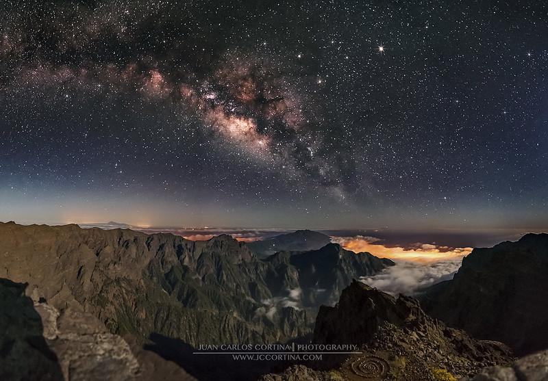 El universo de La Palma
