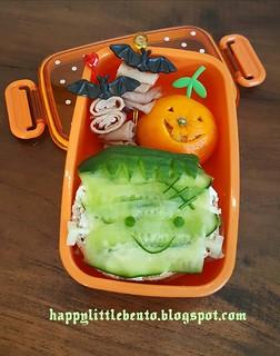 Frankenstein Bento! | by sherimiya ♥