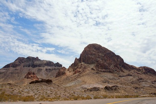 Oatman-Topock Highway (Route 66), Between Oatman and Topock, Arizona | by RoadTripMemories