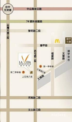 map | by 樂活的大方