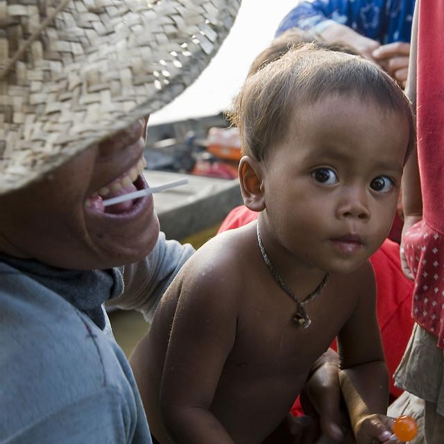 Cambodia:  Khmer Children #10