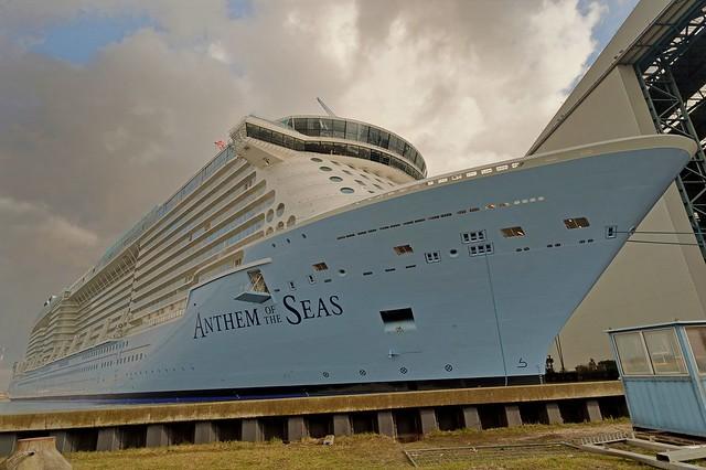 die Anthem of the Seas...