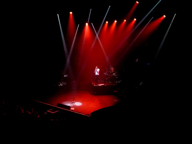 Christophe Willem - Sessions - Olympia, Paris (2012)