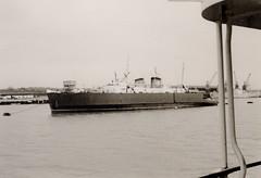 Essex ferry (British Rail/Sealink, 1957-1981)