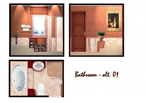 My Bathroom Design Concept For A Private Residence In Pond Flickr