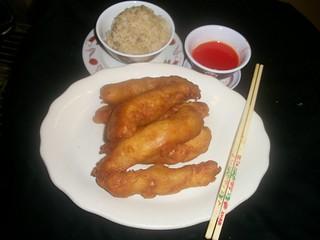 B11 Garlic Fried Chicken | by Golden Gate Chinese Restaurant