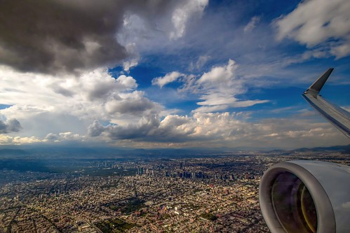 city travel mexico photography inflight cityscape view aerialview landing nikond5300