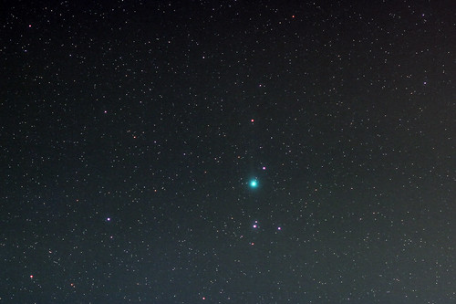 Comet C/2014 Q2 (Lovejoy) on December 26 2014 | by Radical Retinoscopy