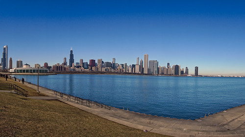 Chicago Pano No. 01199