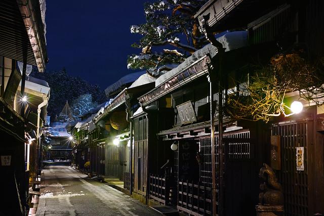 飛騨高山 - Hida-Takayama -