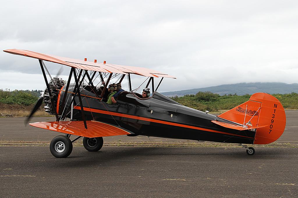 Travelair-N13907