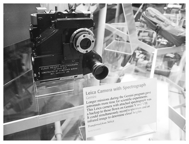 Leica Camera with Spectrograph