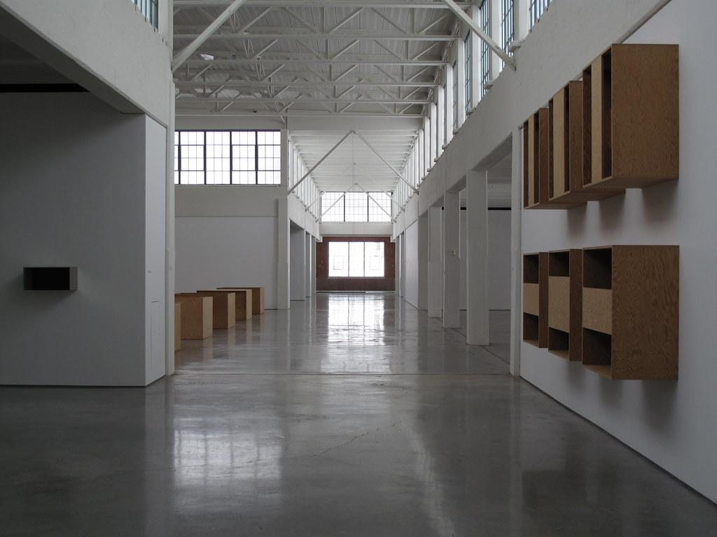 Donald Judd Room at Dia Beacon | Many, many boxes | ty law | Flickr