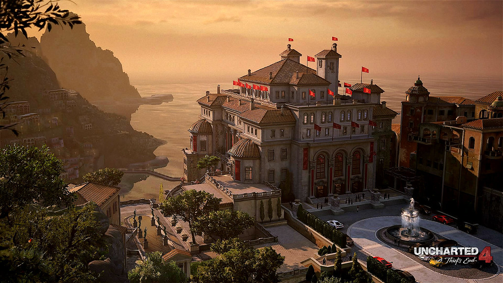 Italy 2 Wallpaper Uncharted 4 A Thief S End Game Photography